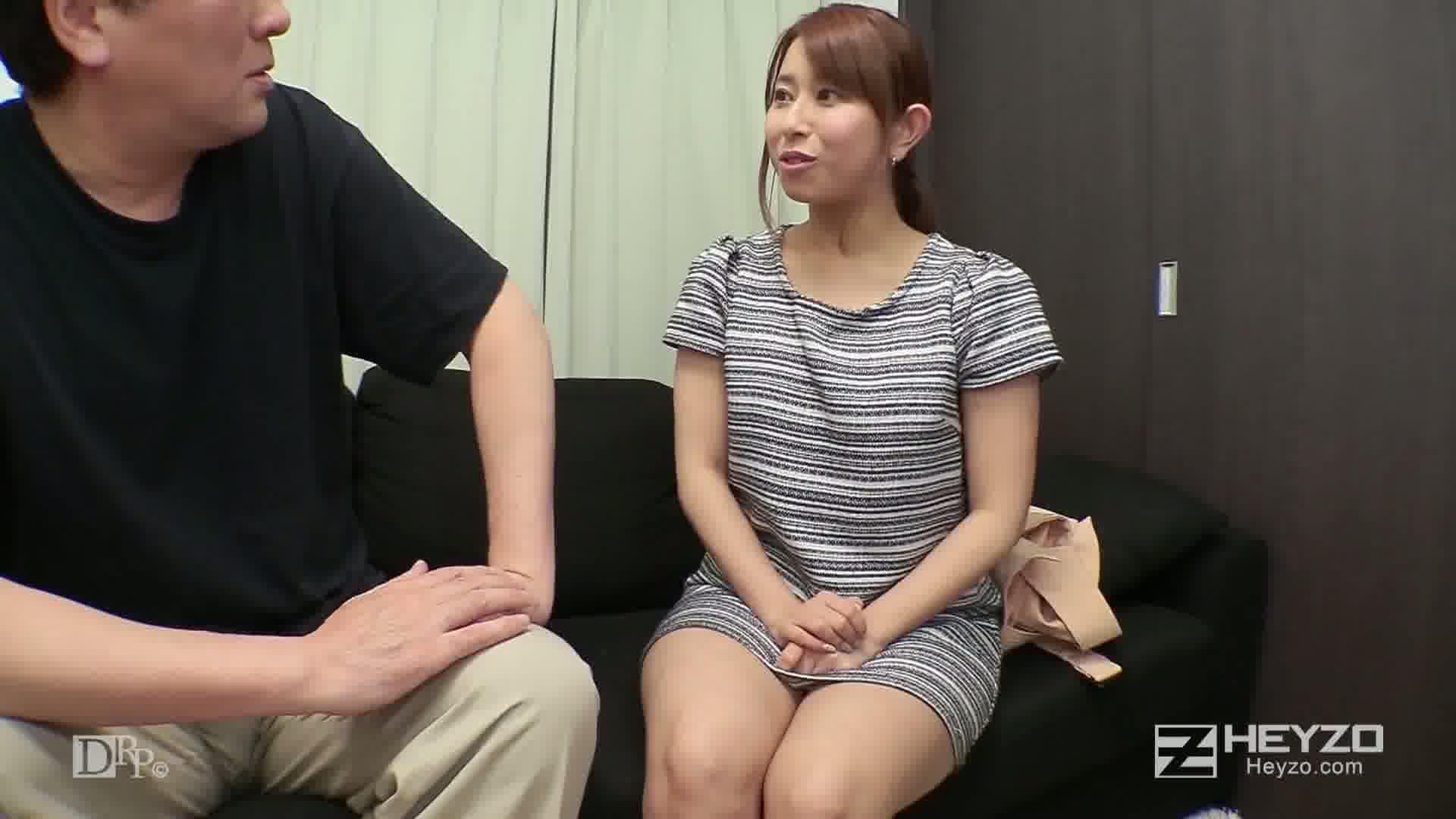 流れで他人とセックスしちゃった若妻 - 遥とわ【手コキ フェラ おっぱい オナニー おもちゃ】