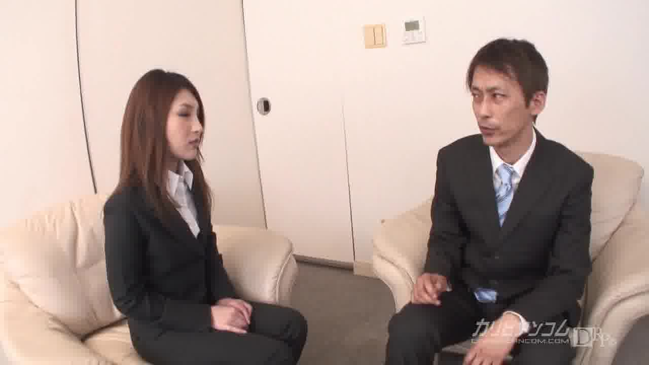 就職活動 - 瑞樹ララ【OL・3P・中出し】