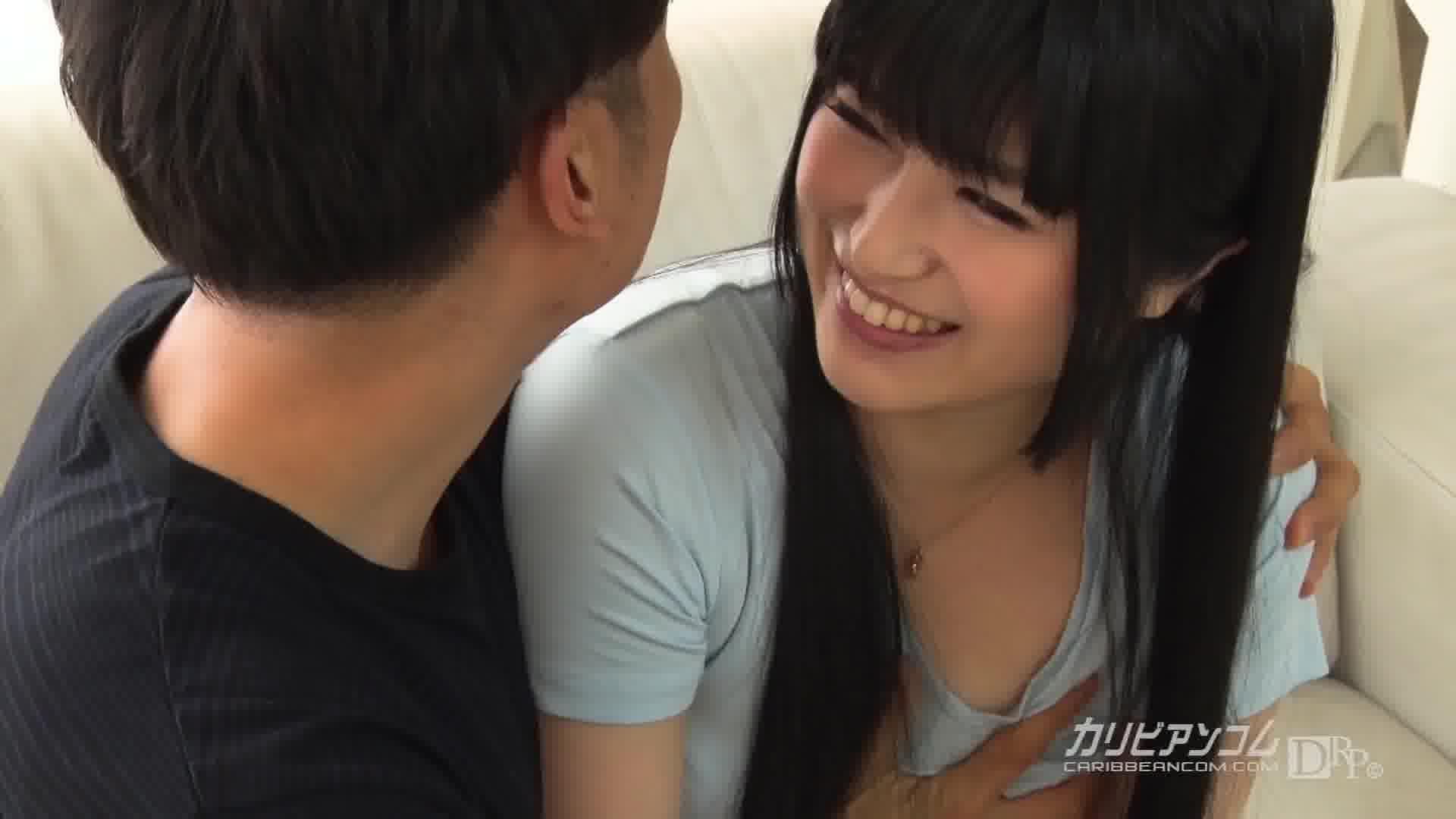 恋オチ ~ド新人のマジ照れマジ惚れ~ - 真鍋はるか【パイパン・微乳・中出し】