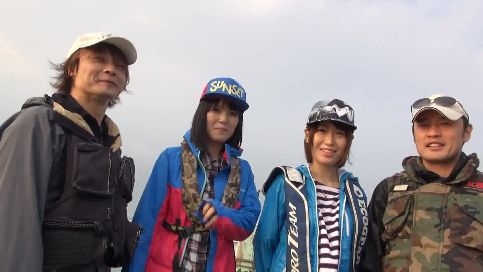 AVプロダクション対抗チキチキ海釣り大会 PART2 - 桜瀬奈【乱交・潮吹き・野外露出】