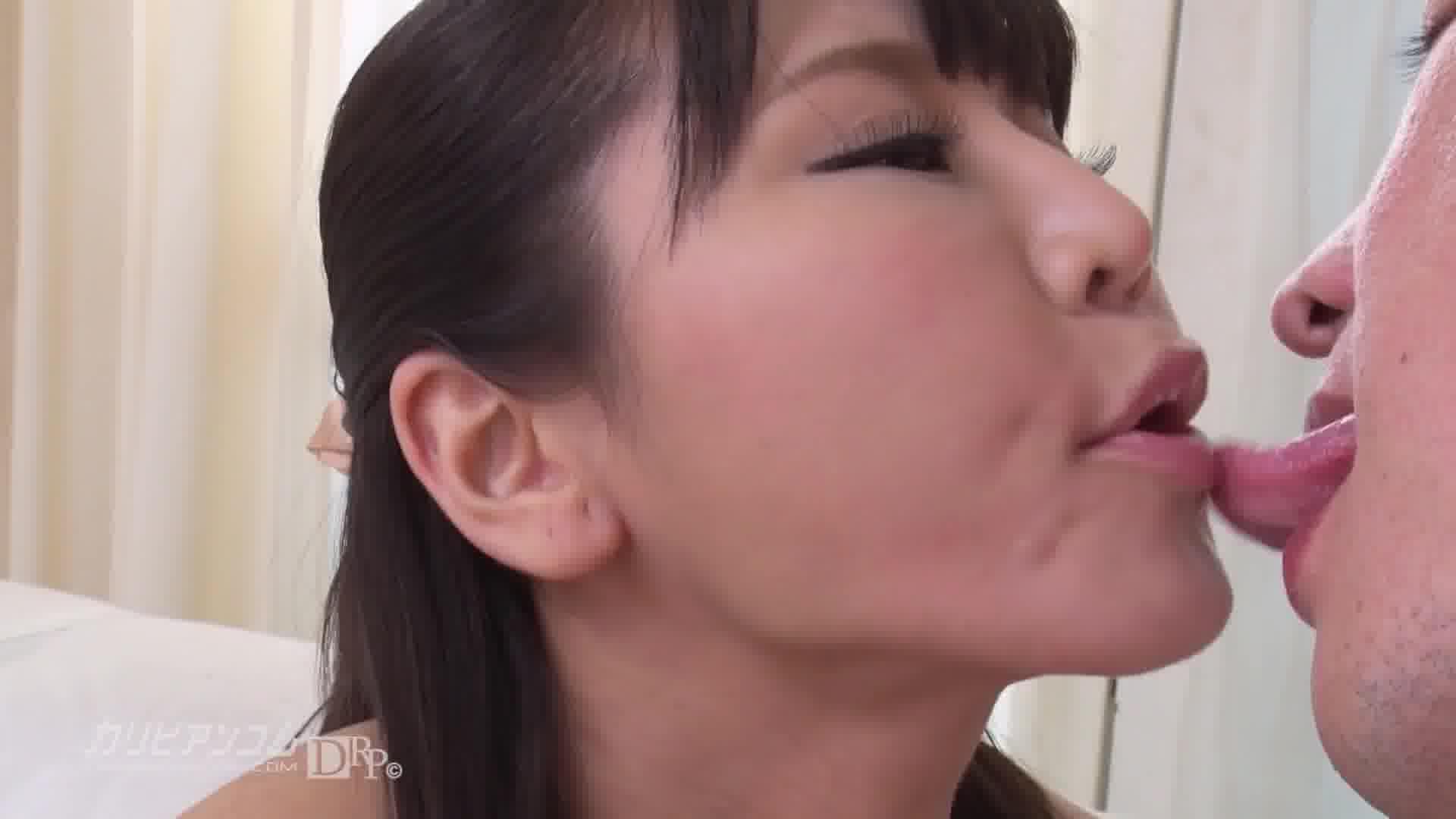 THE 未公開 ~ほんのり下品でいやらしい接吻と尺八~ - 相澤ひなた【巨乳・手コキ・顔射】