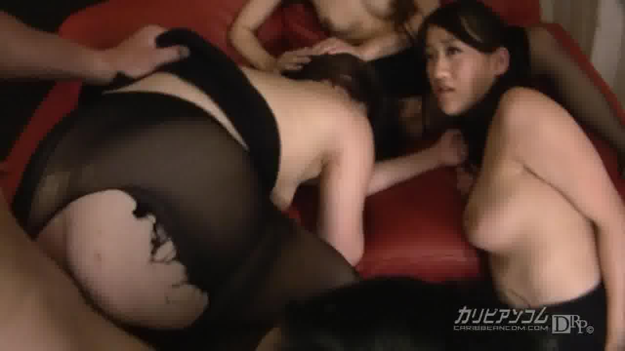 Stocking~ストッキング~ - 佐藤里美【制服・乱交・痴女】