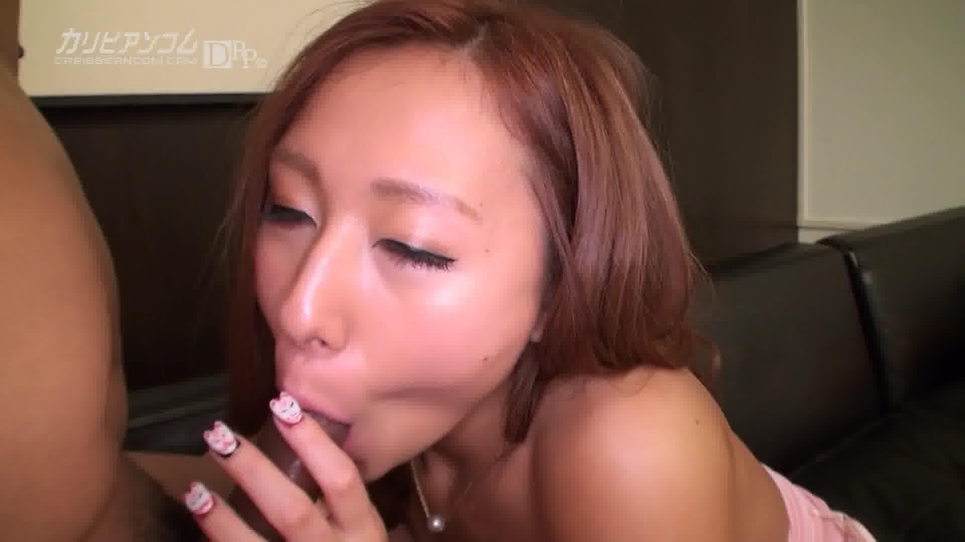 仕事終わりの泥酔キャバ嬢を運転手から譲り受ける - 早川メアリー【ギャル・パイパン・中出し】