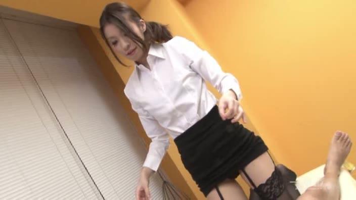 吸いつくロリモリマン【児島奈央】