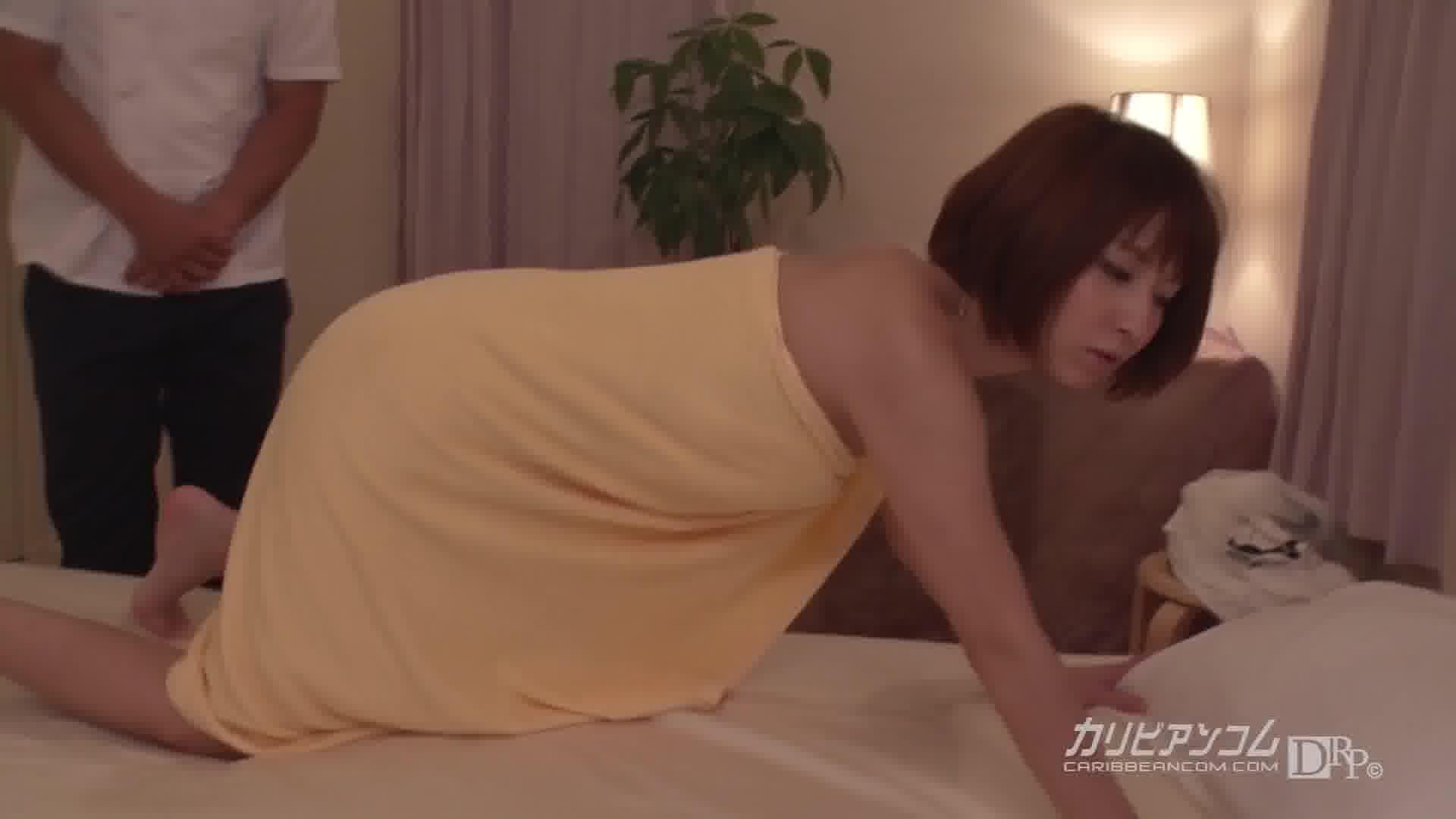 極上セレブ婦人 Vol.10 - 水樹りさ【バイブ・美尻・中出し】