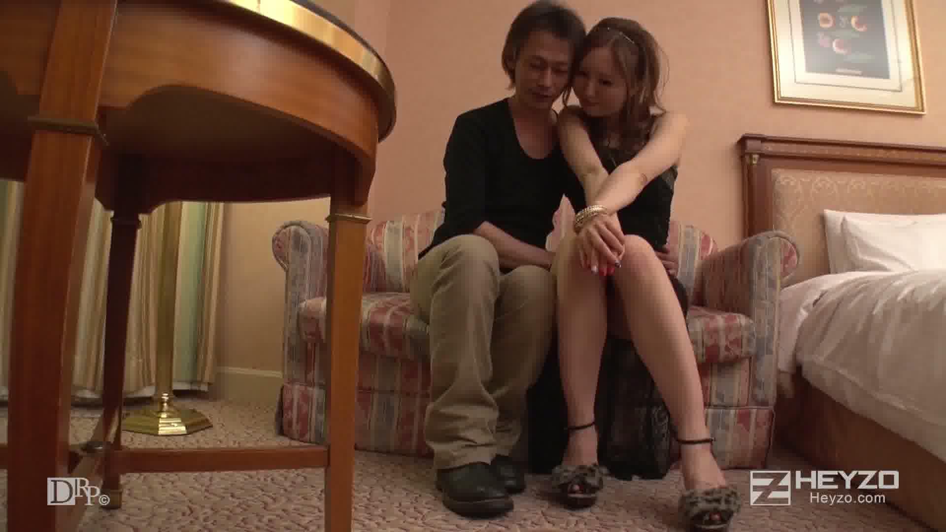アフターはHの誘い~ホステスの口説き方教えます~ - 一ノ瀬ルカ【口説き おっぱい 指まん】