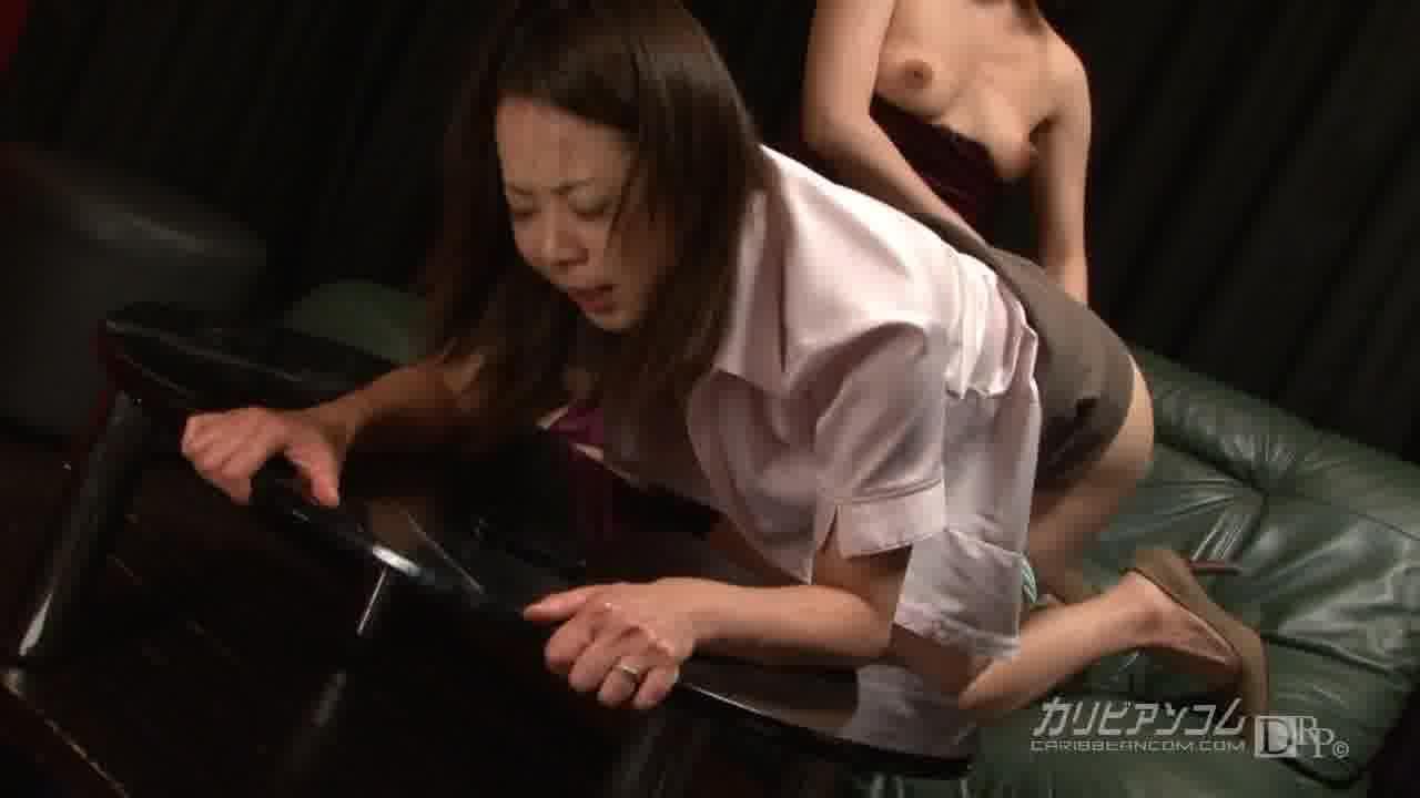 団地妻の情事 後編 - 美咲菜々子【乱交・レズ・ぶっかけ】