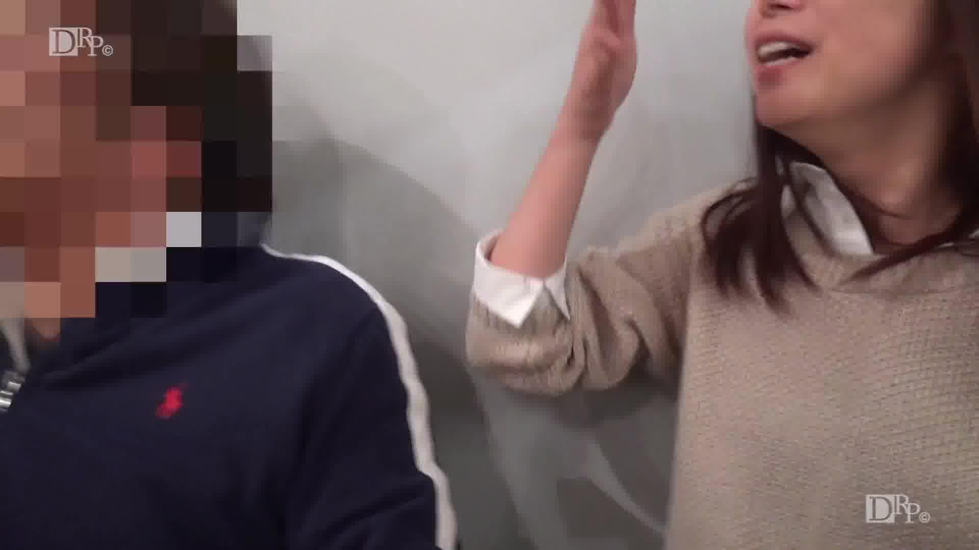 女熱大陸 File.061 - 加藤ツバキ【痴女・実録・美乳】