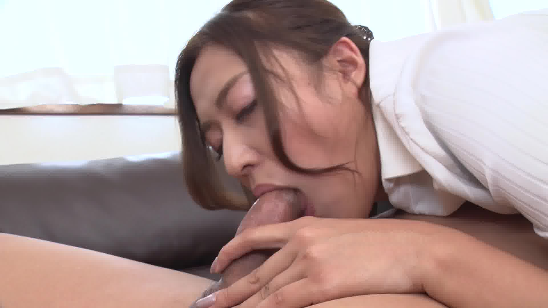 THE 未公開 〜尻コキ・尻コキ・尻コキ2〜 - 日向るな【痴女・パイパン・美尻】