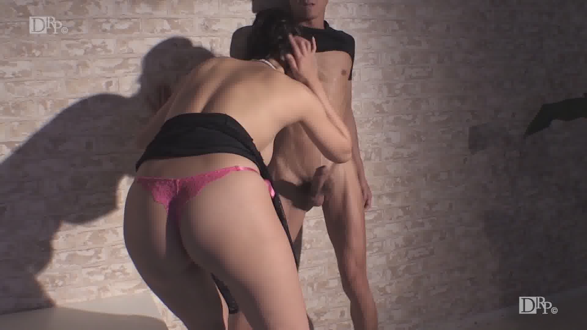 肉厚プルプルな美尻を抱きしめたい - 小早川怜子【巨乳・美尻・中出し】