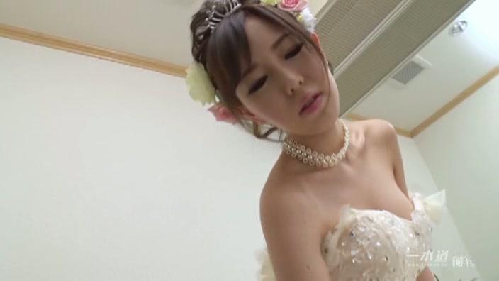 スケベな花嫁【山手栞】