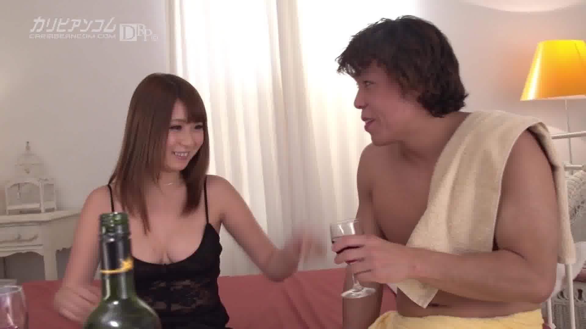 禁欲明けの燃えあがる激情 - 北川瞳【痴女・巨乳・ぶっかけ】