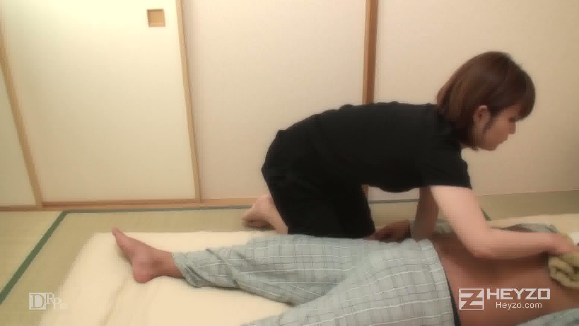 裏介護士の実態~現場に密着~ - 北山果歩【乳揉み】