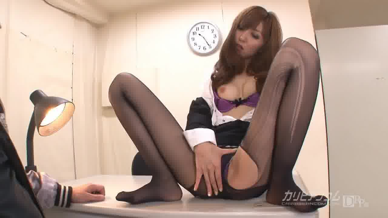 カリ刑事 - 井川ゆい【潮吹き・中出し・初裏】