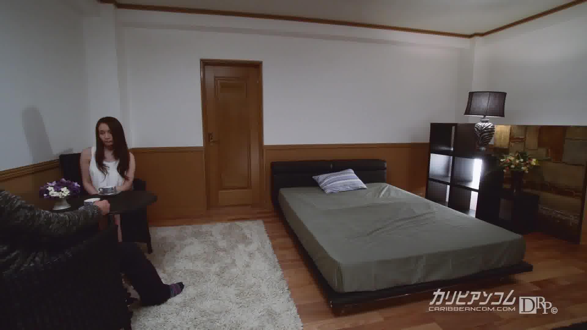 夫婦喧嘩が原因で家出をしてきた隣の奥さん - 立花美涼【痴女・バイブ・中出し】