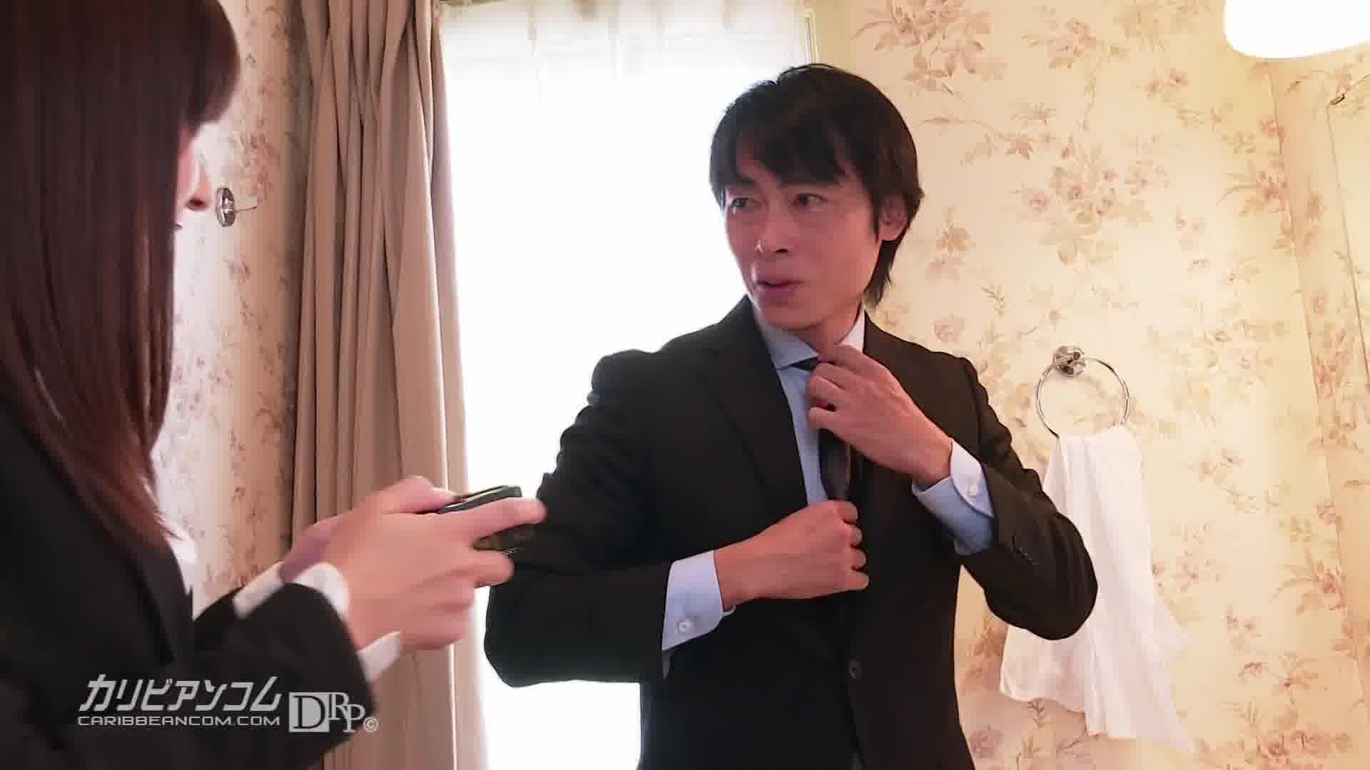 新入社員のお仕事 Vol.20 - 島崎結衣【美乳・OL・3P】