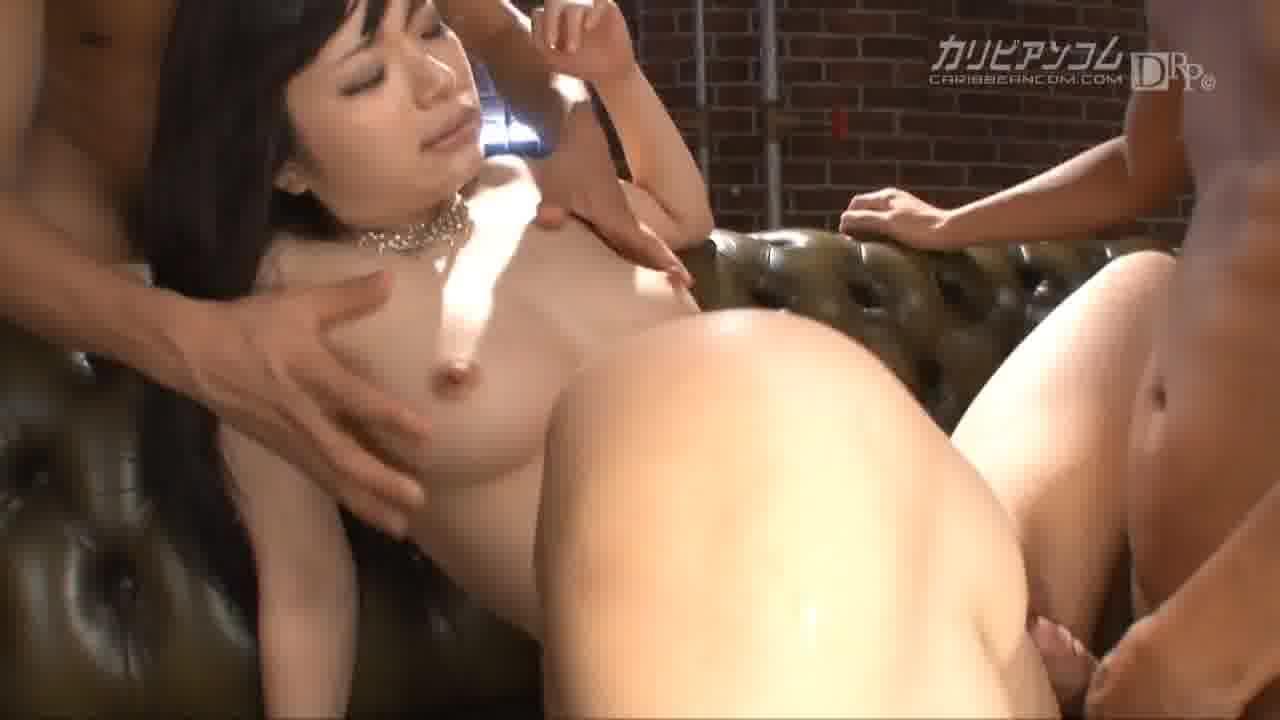 絶潮スプラッシュ - 前田陽菜【美乳・潮吹き・中出し】