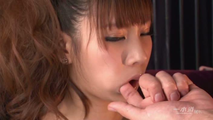 Fカップのステキ軟乳【篠乃なつき】