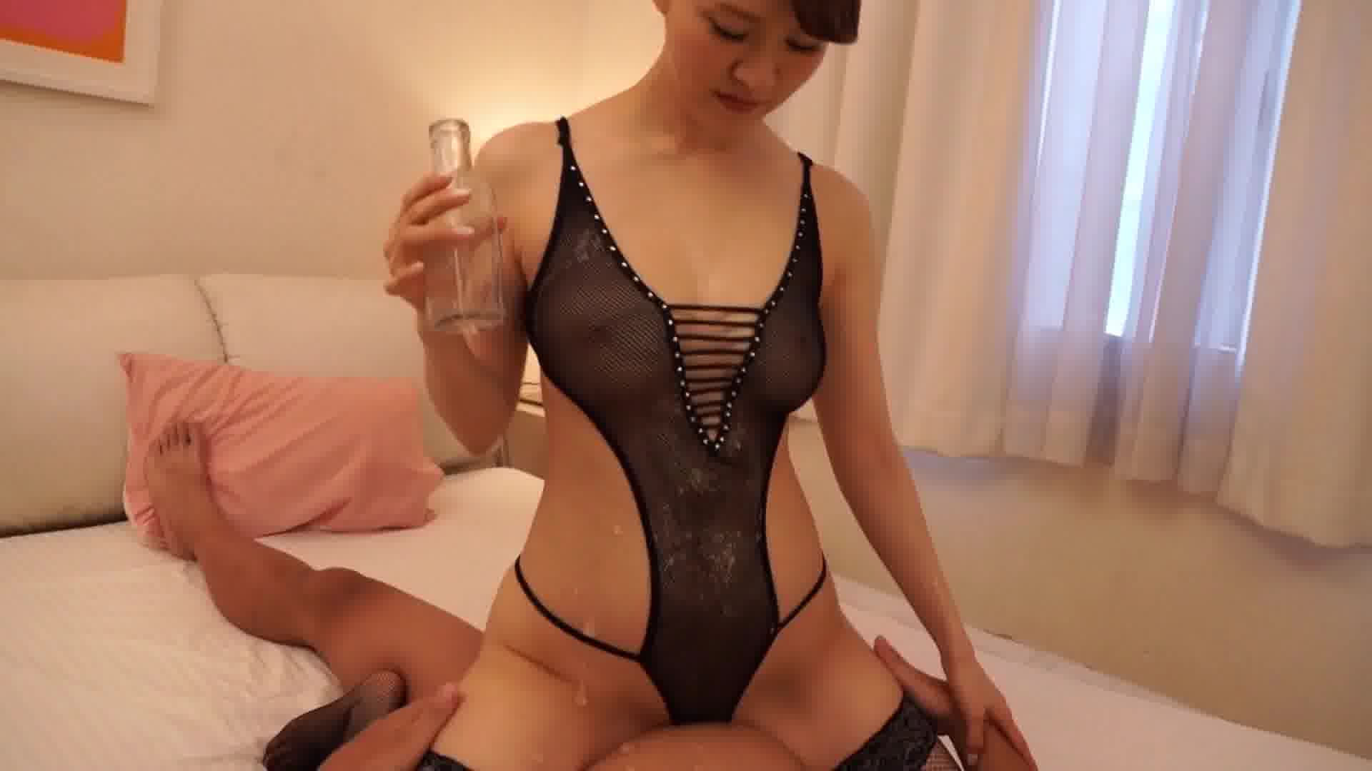 ヌルテカ痴女の猛烈交尾 - 立花瑠莉【巨乳・パイズリ・中出し】