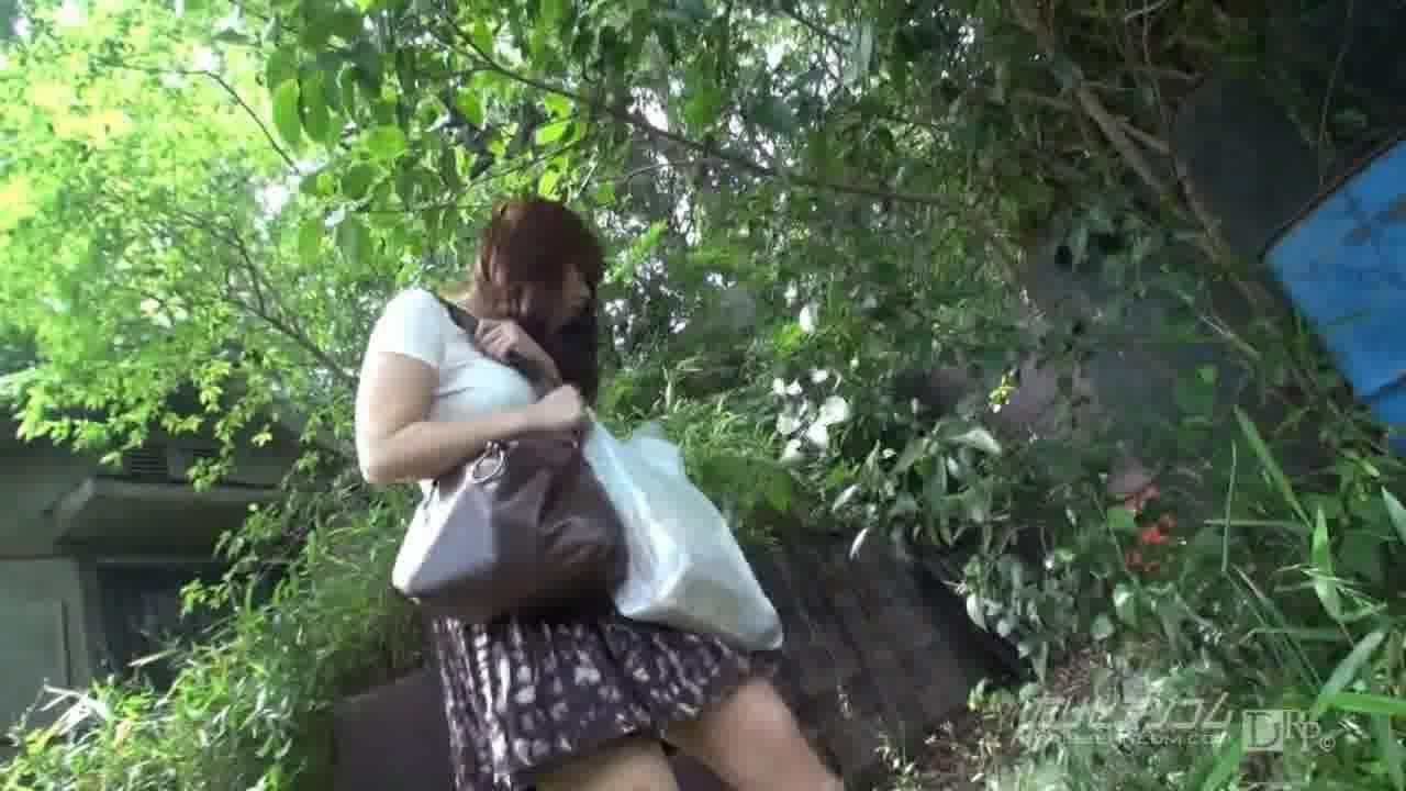 目覚めた陵辱願望 前編 - 牧野絵里【巨乳・野外露出・ハード系】