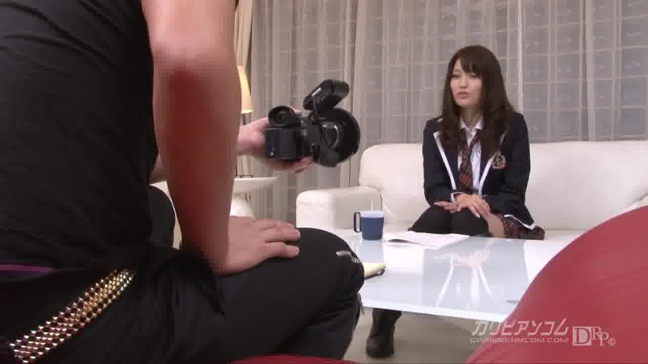 CRB48 ばななのありえない程、エロい日常 - 朝田ばなな【ハメ撮り・制服・アイドル】