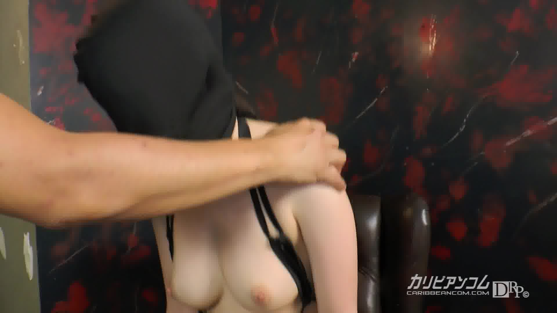 性欲処理マゾマスク ~特別イカセ編~ - 性欲処理マゾマスク 02号【巨乳・ボンテージ・バイブ】