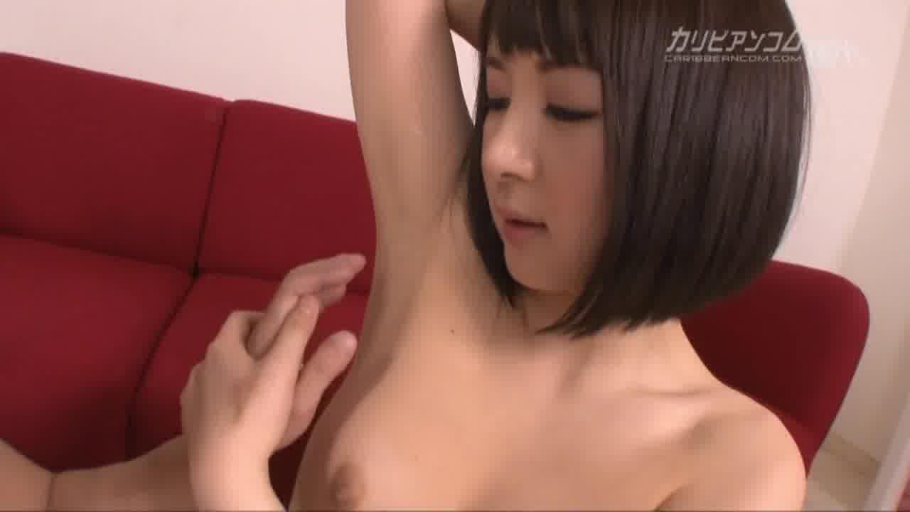 脇フェチコレクション ~エロ酸っぱいワキが好き~ - 美咲結衣【巨乳・手コキ・脇コキ】