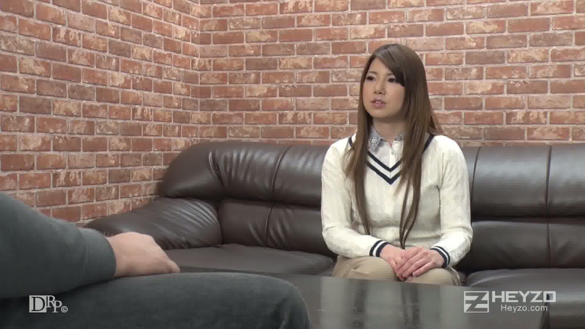 イキナリ決定!AV出演~ええっ、私がヤられるの?~ - 一ノ瀬麗花【面接 初仕事 初撮影 絡み開始 キス】