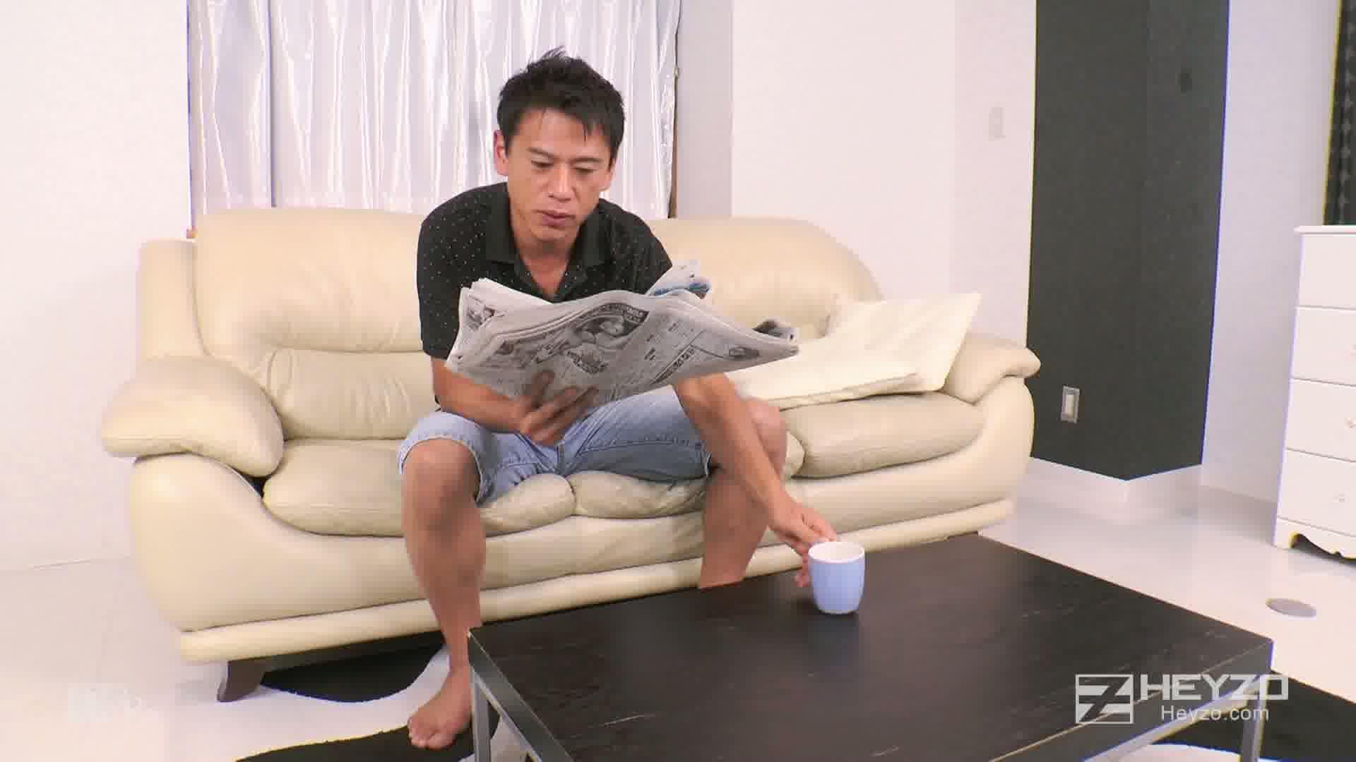 新聞購読契約のためにヤラせてしまう女 - 大高舞【勧誘 玄関 フェラ】