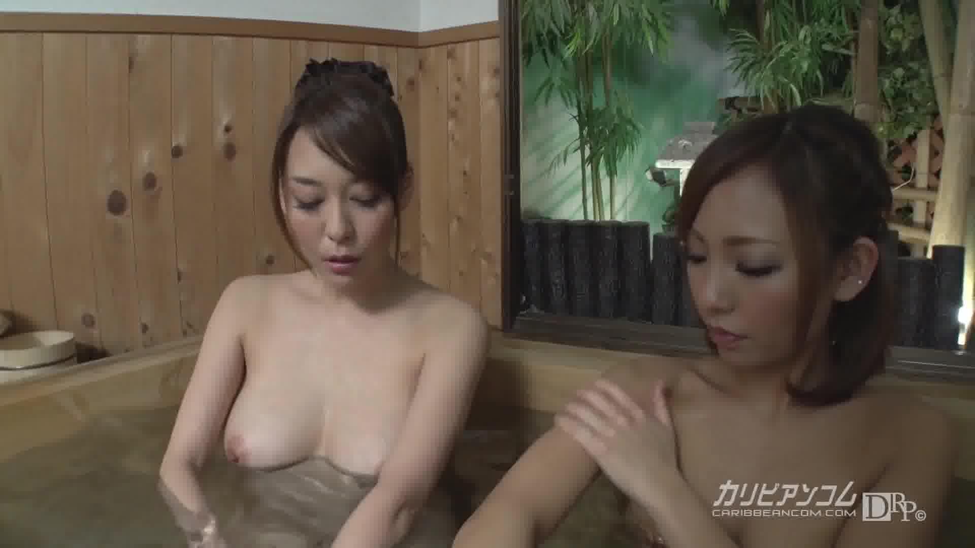 秘湯乱交浪漫 ~巨乳痴女の性交めぐり~ - HIKARI【痴女・乱交・浴衣】