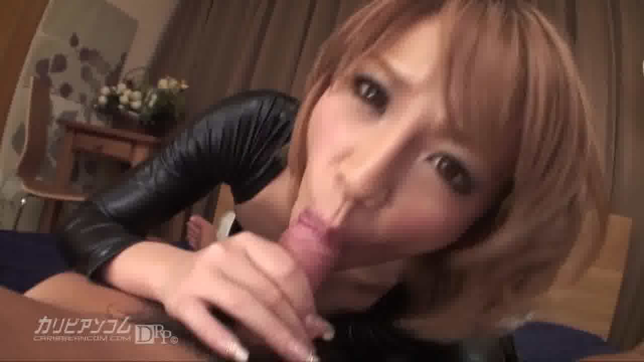 美爆乳ザーメン泥棒 S編 - 松すみれ【巨乳・痴女・パイズリ】