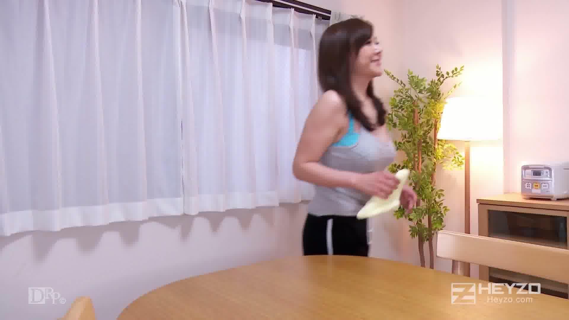 他人妻味~巨乳熟女の痴態~ - 渡辺美羽【キス フェラ パイズリ 手マン クンニ】